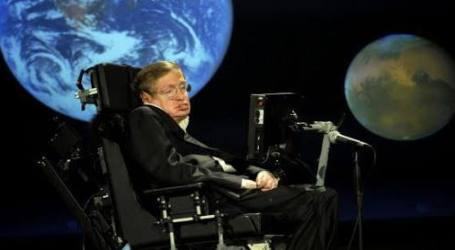 Fisikawan Stephen Hawking dan Palestina