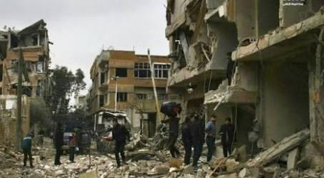 30.000 Warga Sipil Meninggalkan Ghouta Timur
