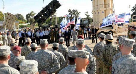 Militer AS-Israel Perpanjang Latihan Perang Bersama di Palestina