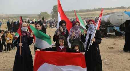 Kembali Bela Palestina