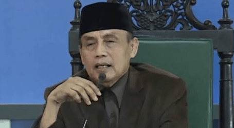 Anton Tabah: Kasus Penista Agama Harus Ditindak