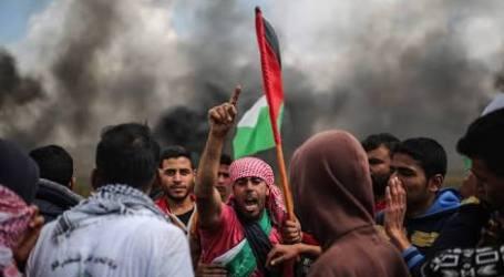 Warga Palestina Batalkan Aksi Great March of Return