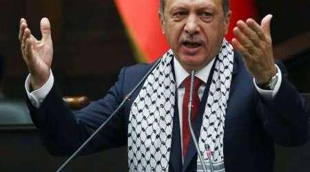 Erdogan Kecam Dunia Atas Kegagalan Bela di Al-Quds