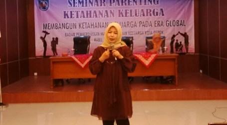 Muslimah Wahdah Islamiyah Adakan Pelatihan Ketahanan Keluarga