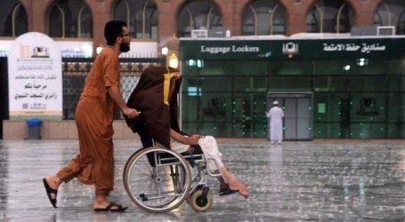 Badai Petir dan Pasir Diperkirakan Akan Landa Makkah dan Jeddah