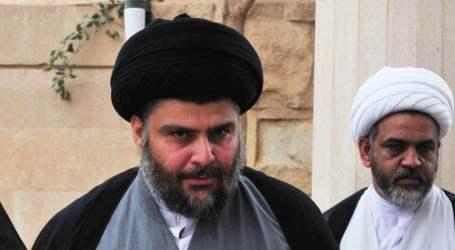 AS Dalam Pembicaraan dengan Blok Sadr, Mantan Musuh di Irak