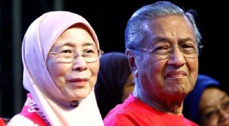 Oposisi Menang Pemilu Malaysia, Mahathir Jadi Perdana Menteri Tertua di Dunia
