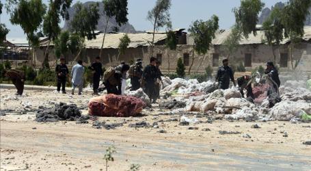 Ledakan di Kandahar Afghanistan Tewaskan 16 Orang