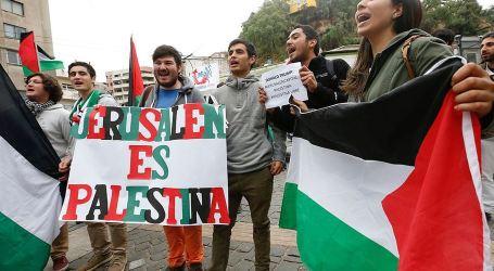 Komunitas Italia Demonstrasi Pro-Palestina di Berbagai Kota