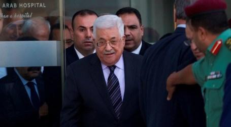 Presiden Abbas Masih Dirawat di RS