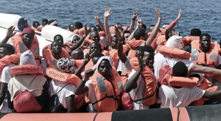 Lima Migran Tewas Tenggelam, Hampir 200 Diselamatkan di Libya