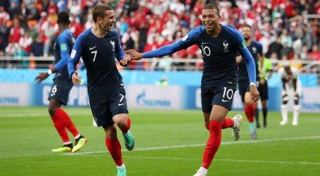 Perancis Tumbangkan Argentina 4-3