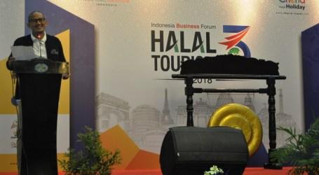 Wagub Sandi Buka Temu Bisnis Wisata Halal 2018
