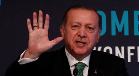 Erdogan: Turki Akan Bersihkan 'Rawa Teror' di Qandil Irak