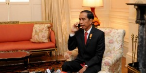 Melalui Telepon, Jokowi Ucapkan Selamat dan Undang Erdogan