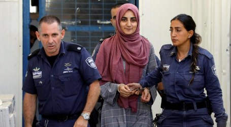 Wanita Turki Dibawa ke Pengadilan Militer Israel