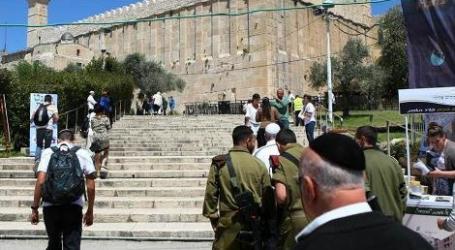 Israel Kembali Tutup Masjid Ibrahimi untuk Muslim