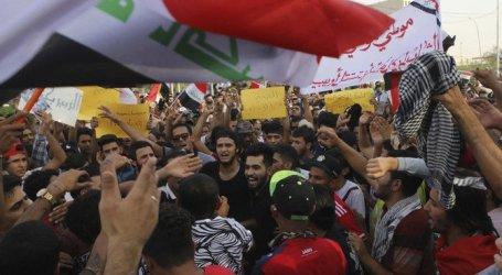 Tiga Demonstran Tewas di Karbala