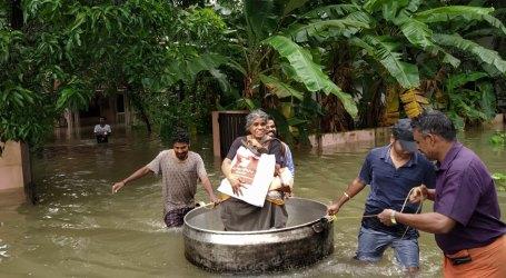 Banjir Kerala, 370 Meninggal, Lebih 800.000 Mengungsi