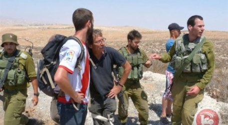 Israel Sita Peralatan Konstruksi Warga Palestina