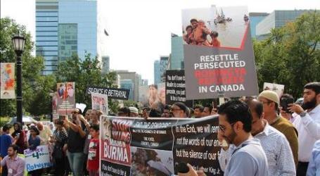 Kanada Jadi Tuan Rumah Peringatan Genosida Rohingya