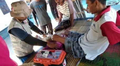 Relawan MER-C Terus Pantau Kondisi Pasien Pasca Operasi