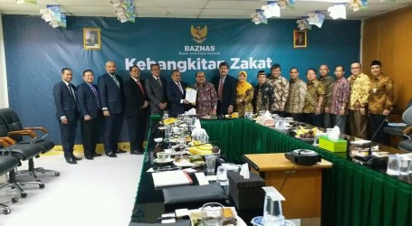 BAZNAS dan PPZ Dorong Kerjasama Zakat Indonesia-Malaysia