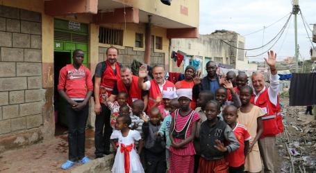 Turki Distribusikan 350 Kurban Sapi dan Unta di Kenya