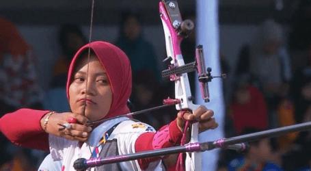 Kalahkan Chinese Taipei, Diananda Melaju ke Final Panahan Tunggal Putri