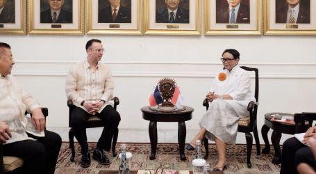 Pilipina Ajak Indonesia Tingkatkan Kerja Sama Bangun Pilipina Selatan