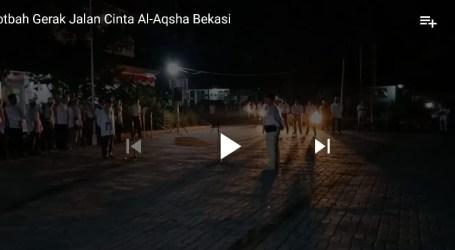 Nasihat Imaam Yakhsyallah kepada 1.000 Peserta Gerak Jalan Cinta Al-Aqsha