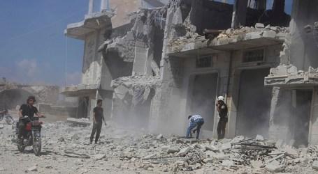 Pasukan Suriah Terus Gempur Idlib