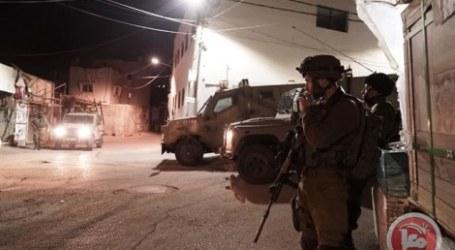Israel Tahan 11 Warga Palestina, Termasuk Remaja