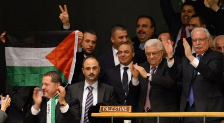 """Pertama dalam Sejarah, Palestina Pimpin Kelompok """"G77 Plus Cina"""""""