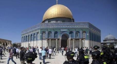 Yahudi Intensifkan Provokasi di Yerusalem dan Masjid Al-Aqsa