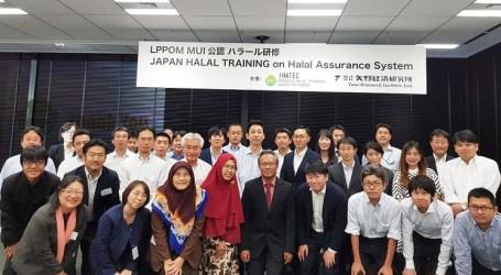 Pelatihan Halal LPPOM MUI Pertama Kali Digelar di Jepang