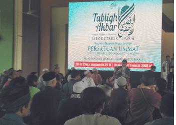 Imaam Yakhsyallah: Teladani Ibrahim Dalam Menunaikan Perintah Allah