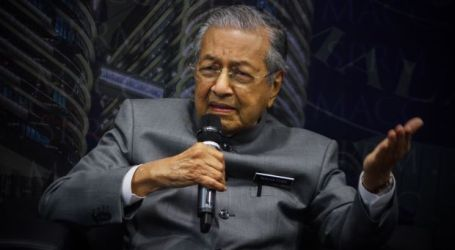 Mahathir: Israel Penyebab Ketidakstabilan Dunia