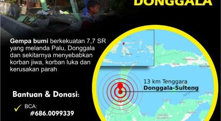 MER-C Makasar Kirimkan Tim untuk Korban Gempa di Palu