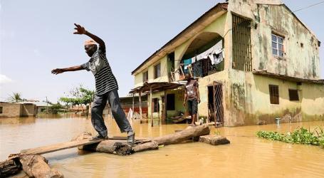 Nigeria Banjir, Korban Tewas Capai 199 Jiwa