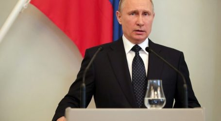 Putin: Israel Melanggar Kedaulatan Suriah