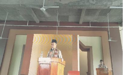 KH. Abul Hidayat: Inti Ajaran Islam Setelah Aqidah Adalah Persatuan