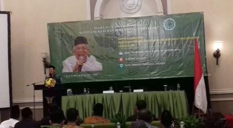 Pelatihan Penanganan Kasus Hukum bagi Pengurus MUI Digelar di Jakarta