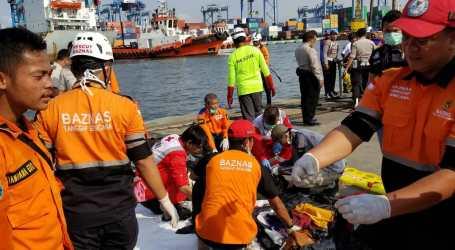 BAZNAS Bantu Evakuasi Korban Lion Air JT 610
