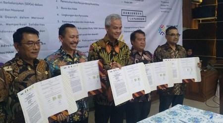 Wonosobo Tuan Rumah Festival HAM Indonesia 2018