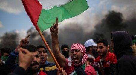 37 Warga Palestina Terluka dalam Aksi Great March of Return ke-55