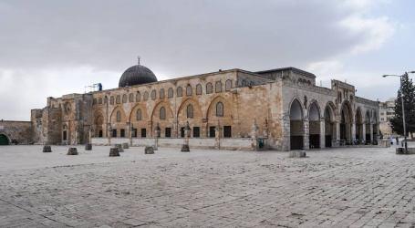 Israel Larang Wakil Sekretaris Fatah Masuki Al-Aqsa Selama Enam Bulan
