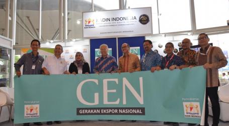 Kadin Luncurkan Gerakan Ekspor Nasional (GEN)