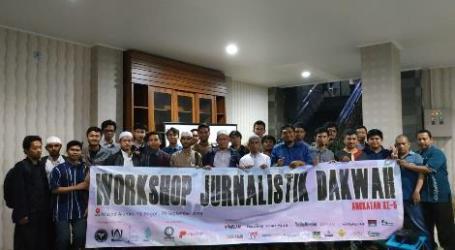 Forjim Gelar Pelatihan Jurnalistik Dakwah