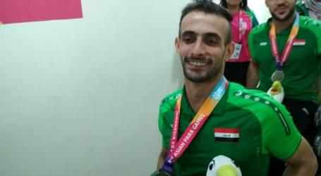 Ali Ammar Korban Bom Irak Jadikan Anggar Kursi Roda Awal Kebangkitan